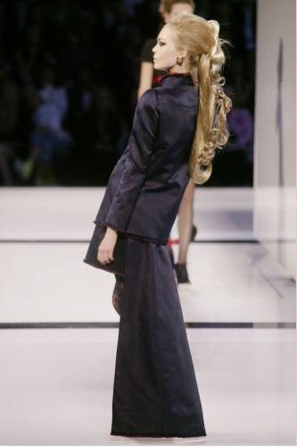 cabelo GENIAL da Chanel