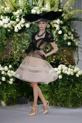 existe roupa mais John Galliano/Dior do que isso?