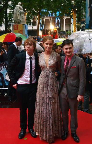 Rupert lindo, Emma fofa, Daniel super gay